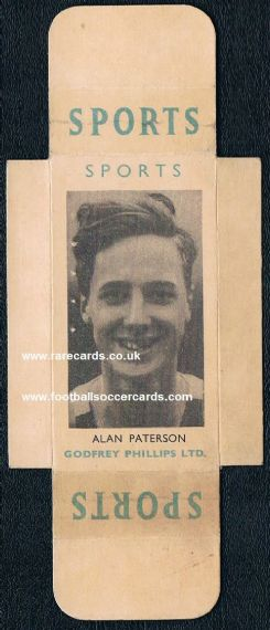 1953 Paterson GB gold record High Jumper